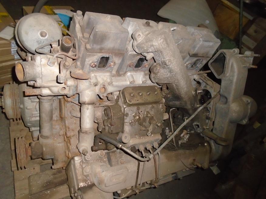 Двигатель б/у ЯМЗ 740 (1 шт.)